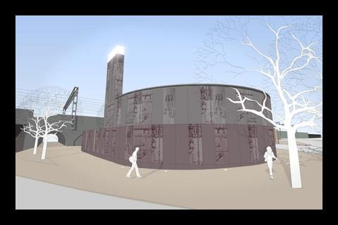 Concept designs have been unveiled for the Olympic pumping station